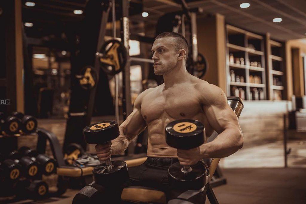Персонални тренировки с фитнес инструктор Атанас Топузов в Пловдив
