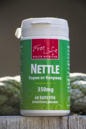 Нетле - хранителна добавка за натурално увеличаване на тестостерона от персонален фитнес инструктор в Пловдив Атанас Топузов