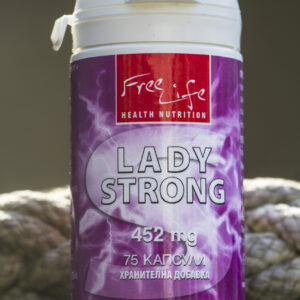 Lady Strong - хранителна добавка за баланс на женските хормони от персонален фитнес инструктор в Пловдив Атанас Топузов
