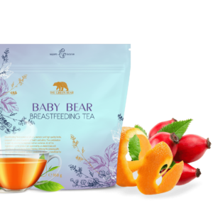 Чай за кърмене Breastfeeding tea Baby Bear