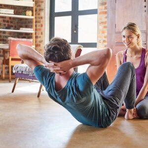 Поръчай тренировъчна програма в домашни условия онлайн от фитнес инструктор Атанас Топузов