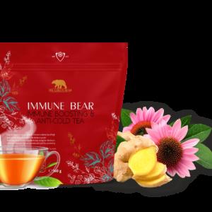 Чай против грип и настинка - Immune Bear