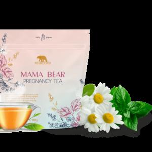Чай за бременни жени Mama Bear - Pregnancy tea