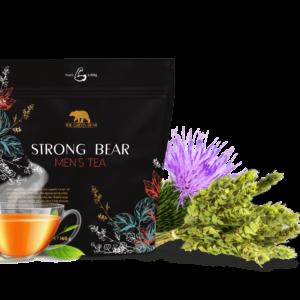 Билков микс за мъже Strong Bear - Men's tea